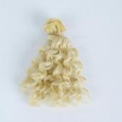 Трессы 15*100см блонд спираль