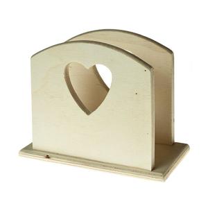 Подставка для салфеток 12*10*6 см