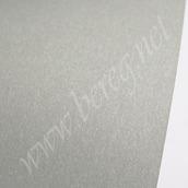 Дизайнерский картон SHYNE SILVER GRAY серебро , 270г/м2,32*32
