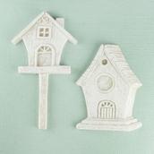 Набор объемных элементов из пластика Bird Homes коллекции SHABBY CHIC, 2 см, 2 шт