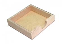 """Заготовка деревян. """"Коробка для подставок под горячее"""""""