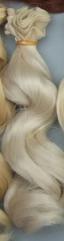 Трессы  вьющиеся BJD  15 см * 100 см блонд2 №11