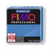 Полимерная глина, запекаемая в печке FIMO professional, чисто-синий, 85 гр.