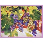 """Набор для вышивания бисером  """"Виноградные гроздья"""" 38x28см"""