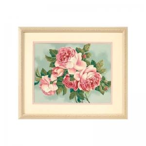 "Картина по номерам  "" Розы""  36х28 см"