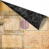 Бумага для скрапбукинга двусторонняя 30,5х30,5 см, серия CARTOGRAPHER, CARTE