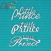 """Чипборд """"Little Prince"""""""