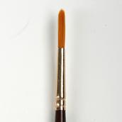 Кисть с синтетическим ворсом круглая, № 5 (2,9 мм)
