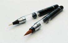 Ручка-кисть для акварели