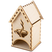 """Заготовки для декорирования  чайный домик """"Чашка"""""""