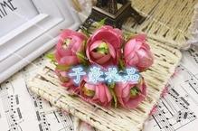 Цветы букет розы  6шт