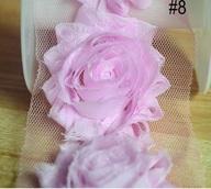 Лента розы розовые