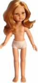 14803 Кукла Даша б/о, 32 см (волнистые волосы, без челки, глаза медовые)