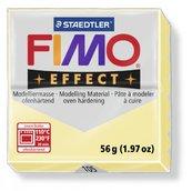 Полимерная глина, запекаемая в печке, цвет: ваниль FIMO Effect Pastel Vanilla, 56 гр.