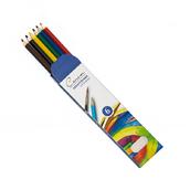 Набор акварельных карандашей  6 цветов