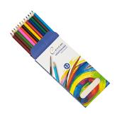 Набор акварельных карандашей 12 цветов