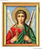 """Набор для вышивания бисером """"Ангел-Хранитель"""" 12х14,5см"""