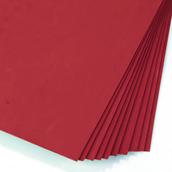 Фоамиран Красный, 50*50 см*1 мм