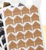 Уголки бумажные крафт