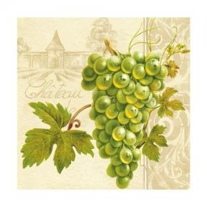 Салфетка бумажная 33*33 см (3 слоя) Winery