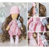 Интерьерная кукла «Лана», набор для шитья, 18 х 22.5 х 3 см