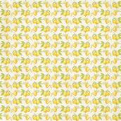 """Бумага """"Лимоны"""""""