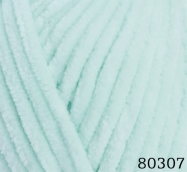 Пряжа DOLPHIN BABY (80307) нежно-мятный