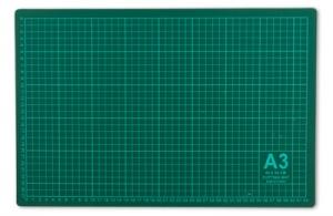 Мат для резки (самовосстанавливающийся коврик), А3 45х30 см