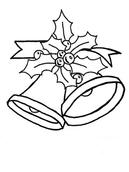 Штамп силиконовый Bells, упаковка 6х8 см