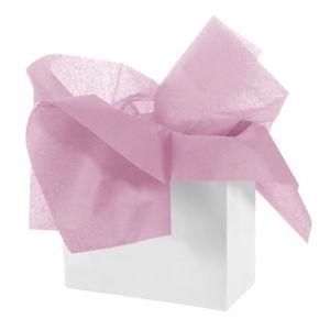 Бумага тишью 50*70см, 1шт Розовый