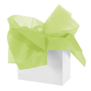 Бумага тишью 50*70см, Зеленый