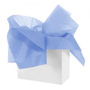 Бумага тишью синяя, 50*70см