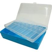 Коробка пластик  235 х 150 х 65 мм, двухъярусная