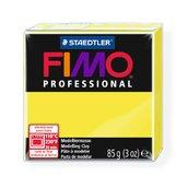 Полимерная глина, запекаемая в печке FIMO professional, желтый, 85 гр.