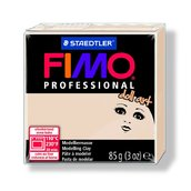 Пластика для изготовления кукол FIMO professional doll art, полупрозрачный бежевый, 85 гр.