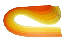 Бумага для квиллинга, набор № 25, 3 мм, 150 полос