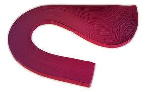 Бумага для квиллинга, красное вино, ширина 5 мм