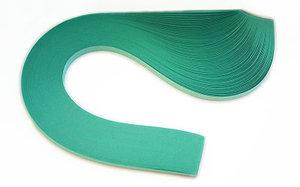 Бумага для квиллинга, зеленый мята, ширина 5 мм