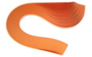 Бумага для квиллинга, абрикос, ширина 3 мм