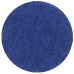 Фетр листовой жесткий синий IDEAL 1мм, 20х30см