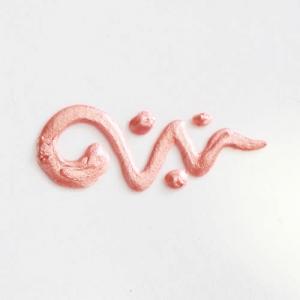 Краска акриловая контурная Конфетно-розовый металлик, 50мл