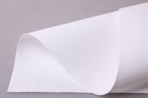 Фоамиран  белый  60*70см, толщина 08,-1мм Иран