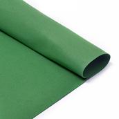 Фоамиран тёмно-тёмно зелёный  60*70см, толщина 08,-1мм Иран