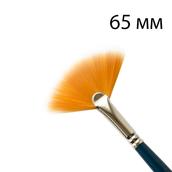 Кисть веерная нейлон Scrapberry's N10
