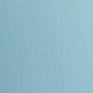 Текстурированный кардсток Нежно-голубой 30,5*30,5 см, 230 гр/м