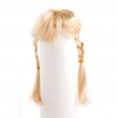 Волосы для кукол  П50 (косички), L18см, d7см