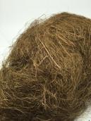 Сизаль натуральное волокно цв.т.коричневый  (064) уп.100гр.