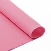 Фетр листовой мягкий 1мм 20х30см  св.розовый