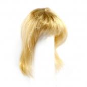Волосы для кукол  (прямые) d9см, L22см