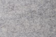 Фетр   декоративный 33 см х 53 см серый (меланж) Плотность 200 г/кв.м.100% полиэстер